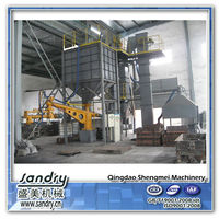 Resin Sand Casting Machines Foundry Machinery
