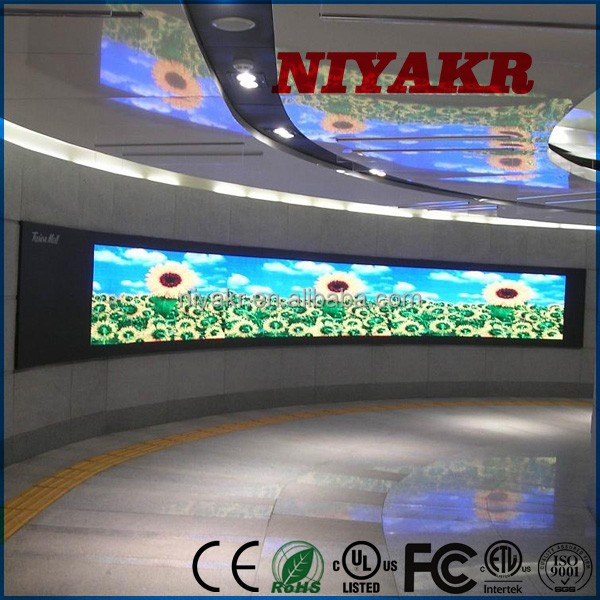 new electronics inventions 2014 new ali p6 indoor led display full xxx vedio