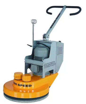best concrete polishing machine