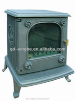 Custom manufacturing iron casting foundry cheap wood stoves for sale