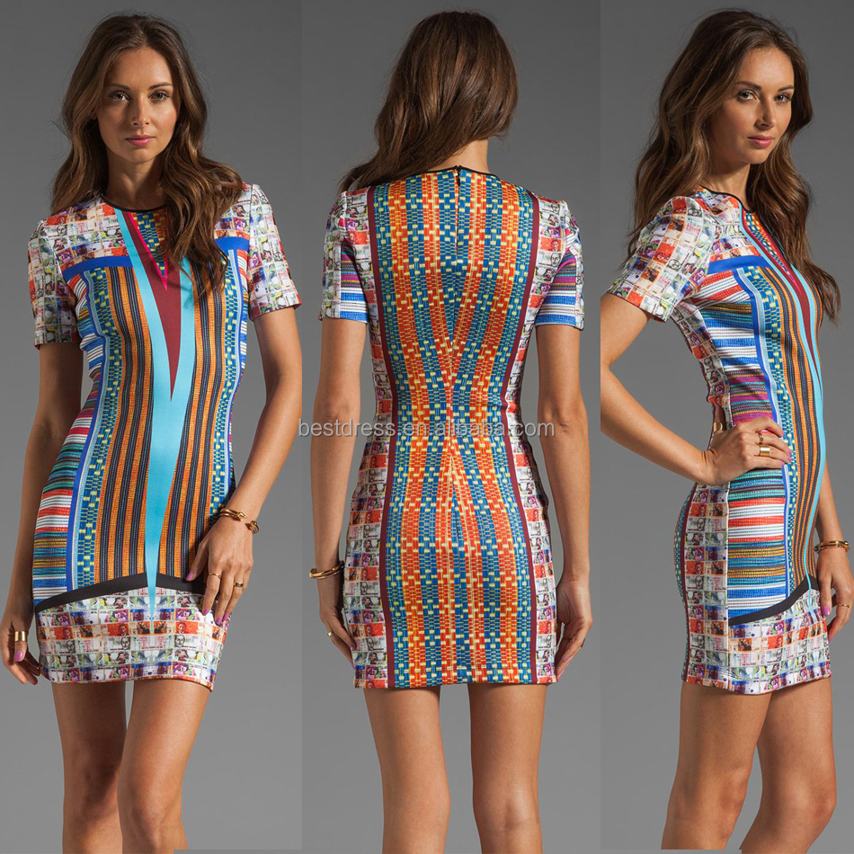 Wholesale new arrived fashion Casual women dress