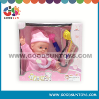 Cheap lovely toy baby dolls for girls