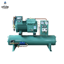 5HP Rotary Semi-Closed Freezer Condensing Piston Water Cooling Unit