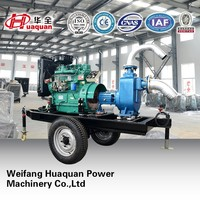 200m3/h Diesel Engine Irrigation Water Pump Set