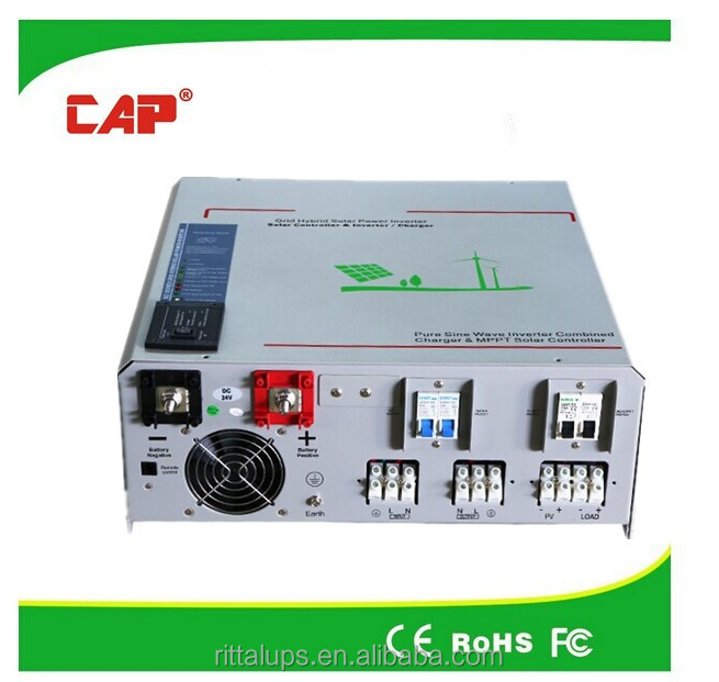 <strong>DC</strong>/AC 5kw solar inverter with transformer pure sine wave