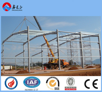 sino prefabricated steel structure building