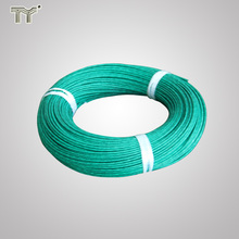 Cotton braided cable wire 4mm