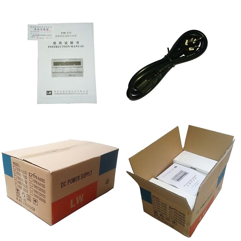 TPR-3010D Power supply (4)
