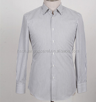 Made to measure men's business shirts in China