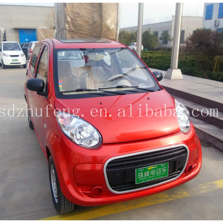 left steering Drive and 2017 Cheap Electric Car with EEC Type mini electric car-- A7