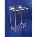 Custom Clear Acrylic Surgical Mask Holder / Dispenser