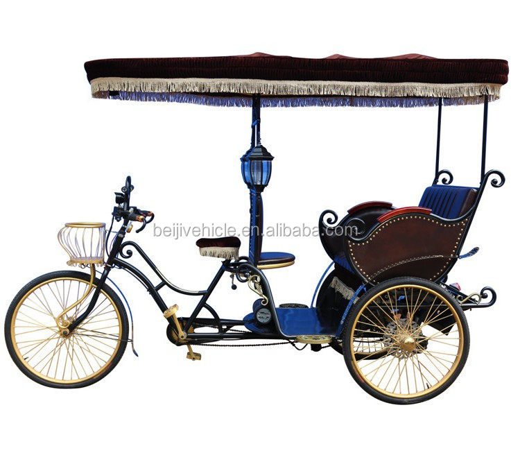 hot sale sightseeing old cycle electric passenger auto rickshaw price