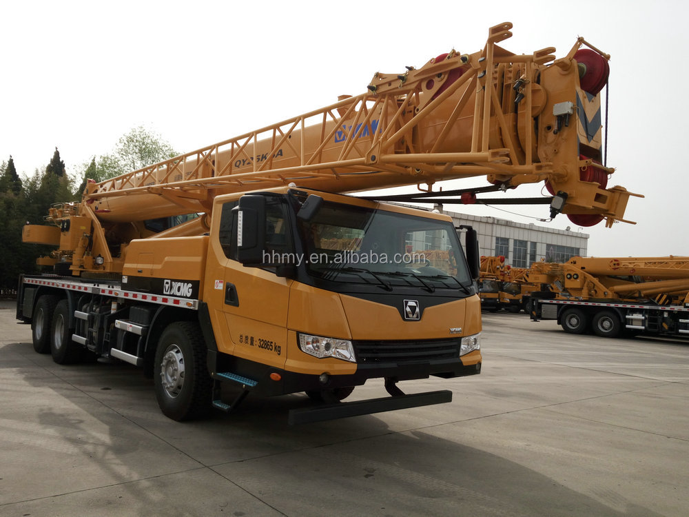 Used XCMG 25ton crane kato crane dubai for sale in shanghai