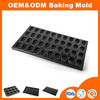 Carbon Steel Non-stick Shell Shaped Muffin Cake Pans Bakery Tray
