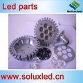 mr16 e27 gu10 led PARTS , led PARTS aluminum, led HEAD SINK aluminum