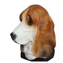 Party Basset Hound Mask Halloween Accessories Fancy Dress Costume For Dog Mask