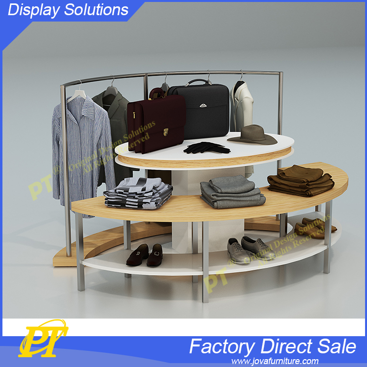 high quality clothing display table clothing store display furniture