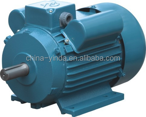 YL Heavy-Duty Series Single Phase 3 hp Motor