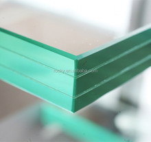 Glass manufacturer 12mm 15mm laminated glass tempered glass pool fencing