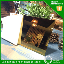 China New Astm304 Metal Decorative Items Stainless Steel Sheet