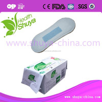 Improve incretion Anion female hygiene pads (25 yrs factory export)