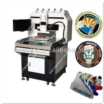 hot selling 4 color lapel pin making machine buy lapel
