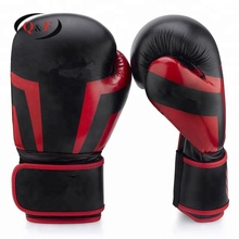 Custom Pakistan style Boxing Kickboxing Training Gloves Leather
