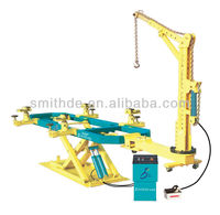 K9 cheap car lift bench frame repair machine/ Auto body portable used frame machine