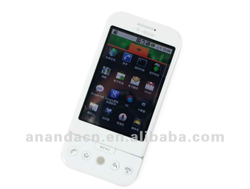 Dream G1 Original Brand Unlocked Phone, Quad-Band, 3G, WIFI, GPS, Android OS
