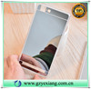 Cell phones mobile phones accessories acrylic+tpu phone cover for OPPO R7 plus back cover mirror tpu case