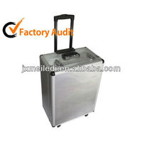 MLD-TR03 Wheeled Aluminium Luggage Box