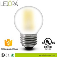 110V 130V color temperature cheap price P45 LED lighting bulb dimmable type
