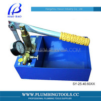 SY-25/40/60XX High pressure valve body test machine