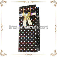 2013 best quality laser paper bag for high class gift package