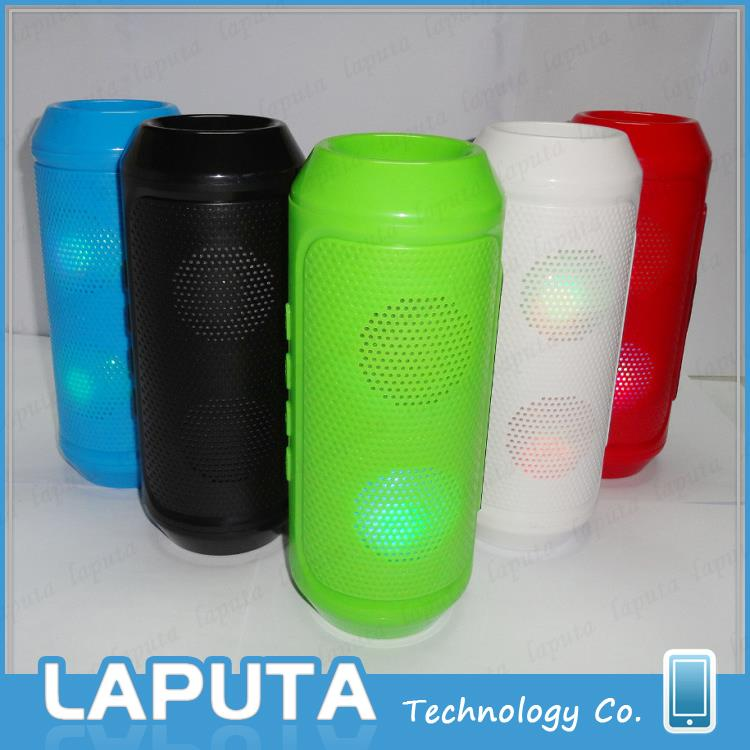 High quality mini bluetooth speaker,water proof bluetooth speaker Support FM radio/ TF card slot/U disk