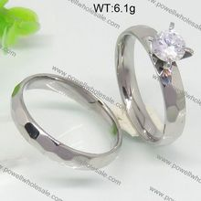 2015 Fashion Wholesale hot selling tin rings