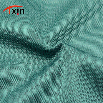 100% Polyester Knitted fabric Shoes pad fabric jersey fabric