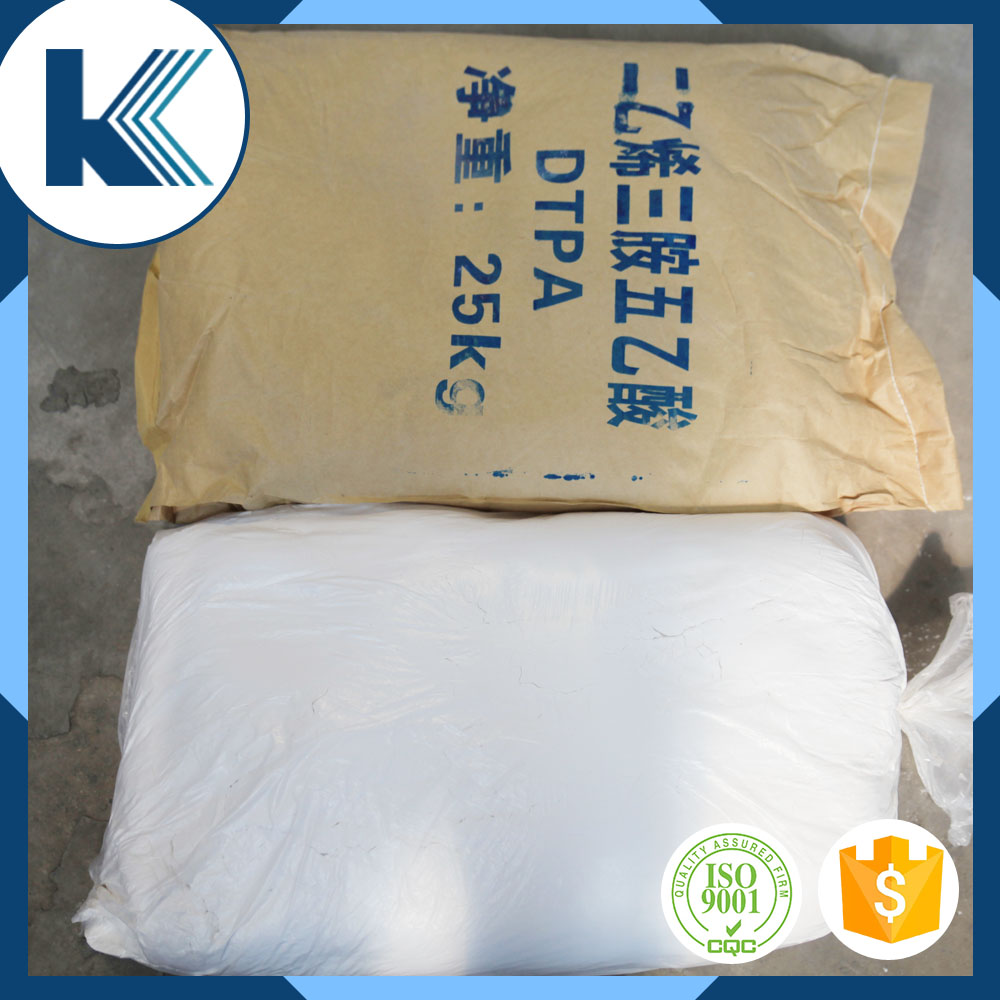 White dtpa 99% powder according to customers' demand