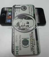100 Dollar Bill Money Designer Hard Back Case Cover for Apple iPhone 4 4S