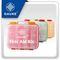 Transparent PP Material box wall mounted box for first aid kit