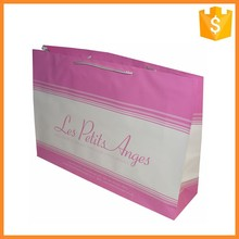 Fancy Gift Packaging Design Paper Carrier Bags Printing