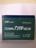 12V 45AH CAR BATTERY Lead Acid Battery 6-FM-45