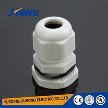 Wires connector PG series standard metric size waterproof nylon cable gland