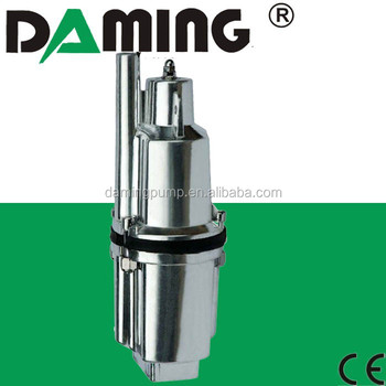 VPM60 2017 DAMING new high quality submersible electric mini DAMING vibration pump