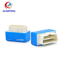 Newest EcoOBD2 Chip Tuning Box Plug and Drive OBD2 Chip Tuning Box Eco OBD2 Blue Color for Diesel Cars