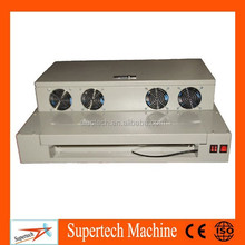 desktop mini small uv coating machine , UV coater, photo UV curing machine