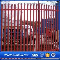 Alibaba China Factory Directly Security Palisade Fencing Panel