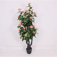 Wholesale super quality display artificial flower plants and trees outdoor