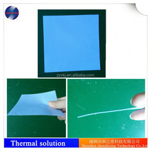 Silicon pad thermally conductive gap filling materials Insulation Sheet high-performance