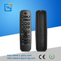 Custom android TV box and digital satellite receiver wireless remote control